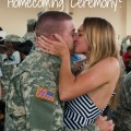 Homecoming Ceremonies Deployment
