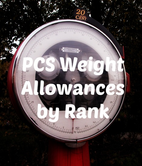 pcs-weight-allowances
