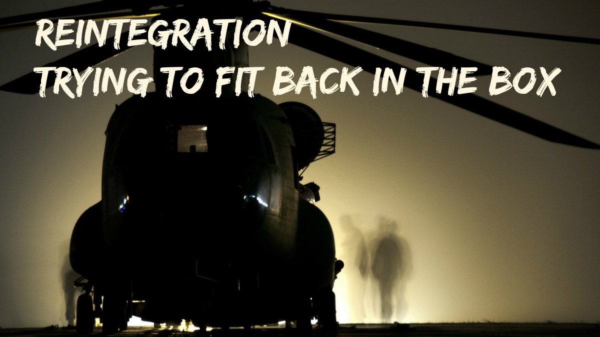 reintegration after the Army