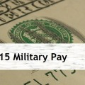 2015 Military Pay