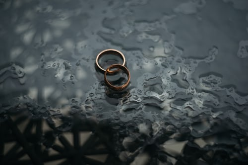 marriage wedding rings commitment