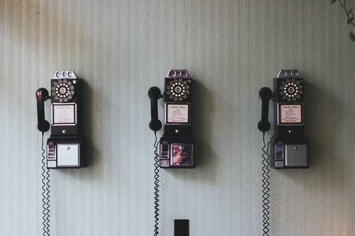 deployment communication phones