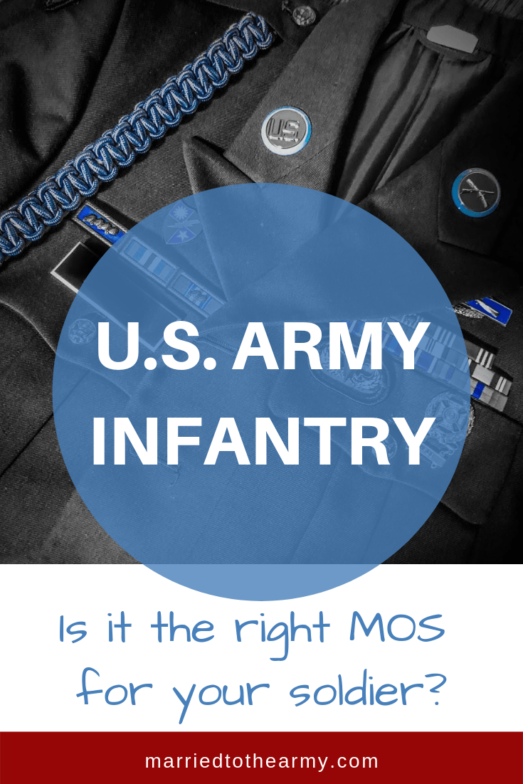 Army Infantry the Right Choice For Your Soldier